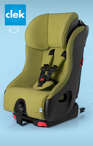 Clek Foonf 2015 Convertible Car Seat