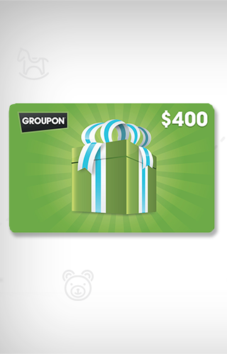 $400 Groupon Gift Card – House Cleaning Services!