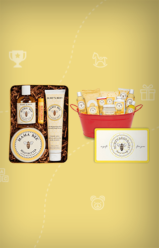 Mama and Baby Bee Pamper Set Sweepstakes