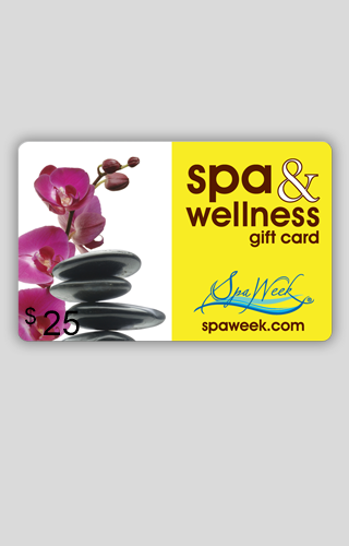 $25 Spa & Wellness Gift Card